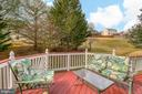 Lovely outdoor entertaining area - 118 NORTHAMPTON BLVD, STAFFORD