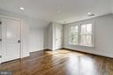 double closets and wood floors in 4th BR - 4856 33RD RD N, ARLINGTON
