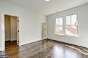 second upstairs bedroom, walk in closet - 4856 33RD RD N, ARLINGTON
