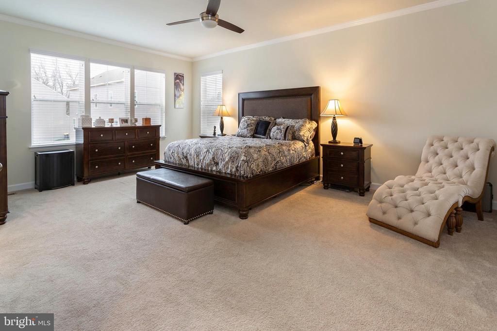 Master Bedroom - 6109 HUNT WEBER DR, CLINTON