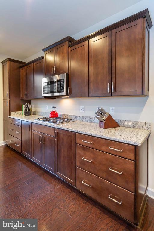 Countertop in Kitchen - 6109 HUNT WEBER DR, CLINTON