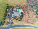 Aerial view - 16727 BOLD VENTURE DR, LEESBURG