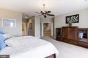 Master Bedroom - 18348 FAIRWAY OAKS SQ, LEESBURG