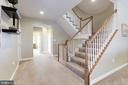 Stairway - 18348 FAIRWAY OAKS SQ, LEESBURG
