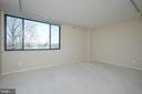 Master Bedroom - 4 MONROE ST #302, ROCKVILLE