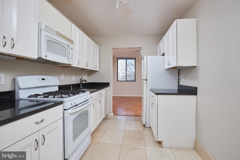 Kitchen - 4 MONROE ST #302, ROCKVILLE
