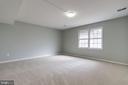 Bonus basement bedroom, and it's huge! - 9211 ANTELOPE PL, SPRINGFIELD