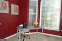 Office with French doors and lots of light & - 134 BRADDOCK ST, CHARLES TOWN