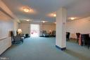 Rooftop Lounge with WIFI - 5500 FRIENDSHIP BLVD #1604N, CHEVY CHASE