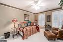 Lsrge  Bedroom shares Full Bath  with 3rd Bedroom - 11519 GENERAL WADSWORTH DR, SPOTSYLVANIA