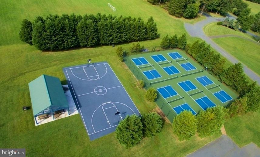 Basketball, Sport Pavilion & Pickle Ball courts. - 11519 GENERAL WADSWORTH DR, SPOTSYLVANIA
