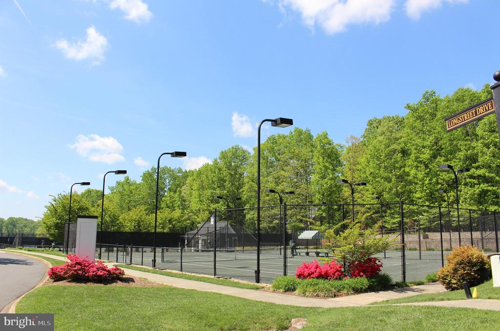 Lakeside  Tennis courts - 11519 GENERAL WADSWORTH DR, SPOTSYLVANIA