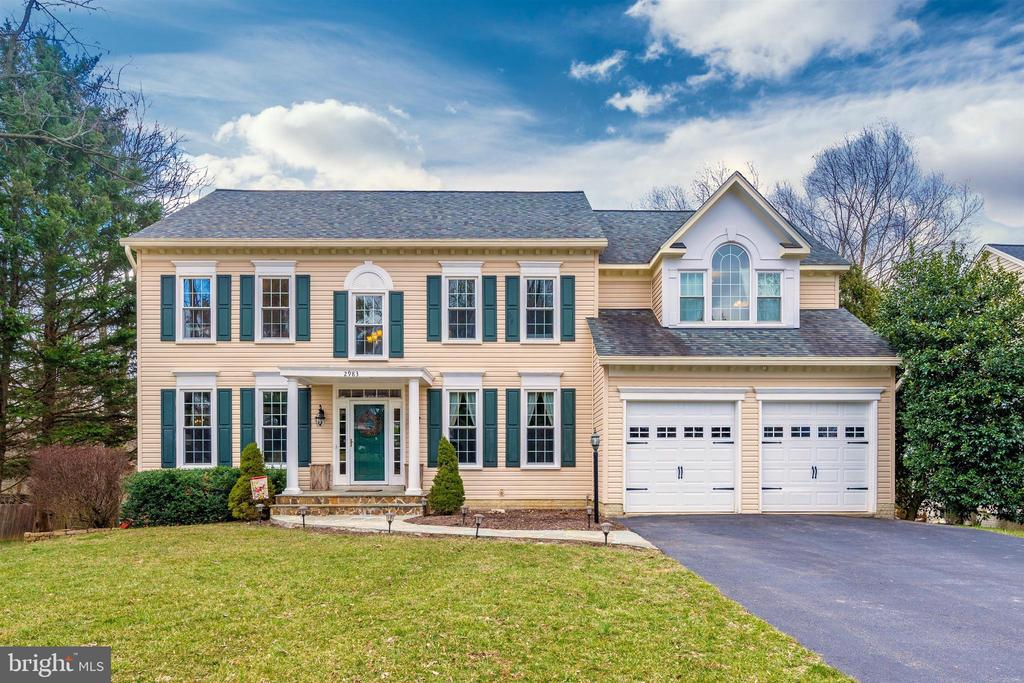 Beautiful colonial in WIndsor Knolls! - 2983 SUMMIT DR, IJAMSVILLE