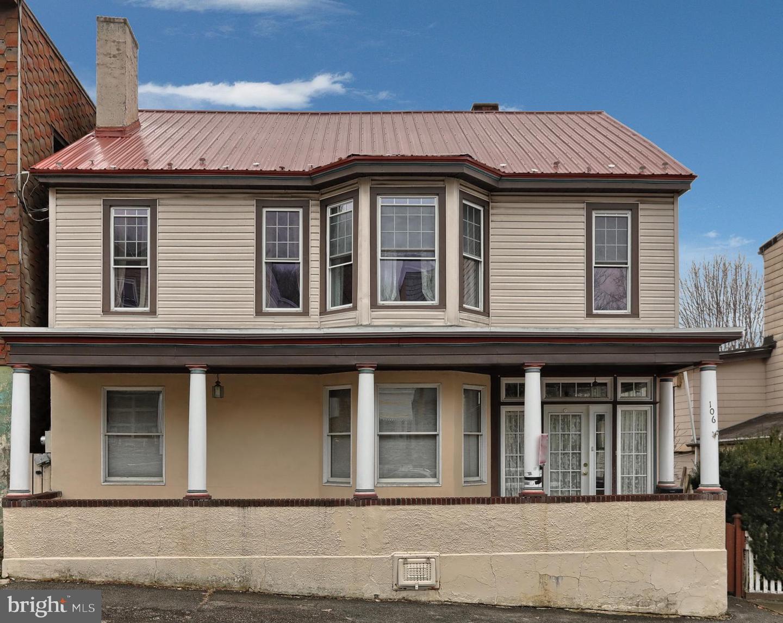 Single Family Homes για την Πώληση στο 106 S MAIN Street Mahanoy City, Πενσιλβανια 17948 Ηνωμένες Πολιτείες