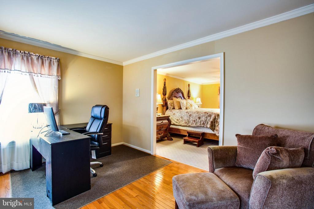 Master Bedroom Sitting Room - 29 SARASOTA DR, STAFFORD