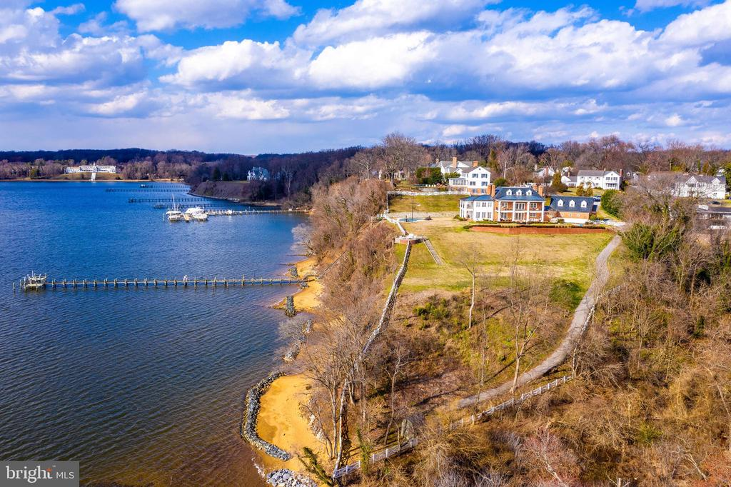 Magnificent Waterfront Estate - 1932 CARROLLTON RD, ANNAPOLIS