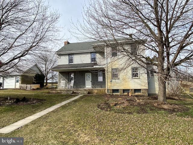 Single Family Homes pour l à louer à Manheim, Pennsylvanie 17545 États-Unis