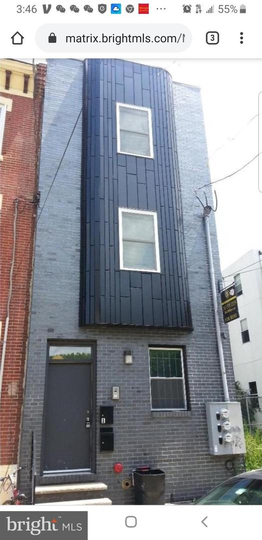 Property 為 出租 在 1603 N WILLINGTON ST #2 费城, 賓夕法尼亞州 19121 美國