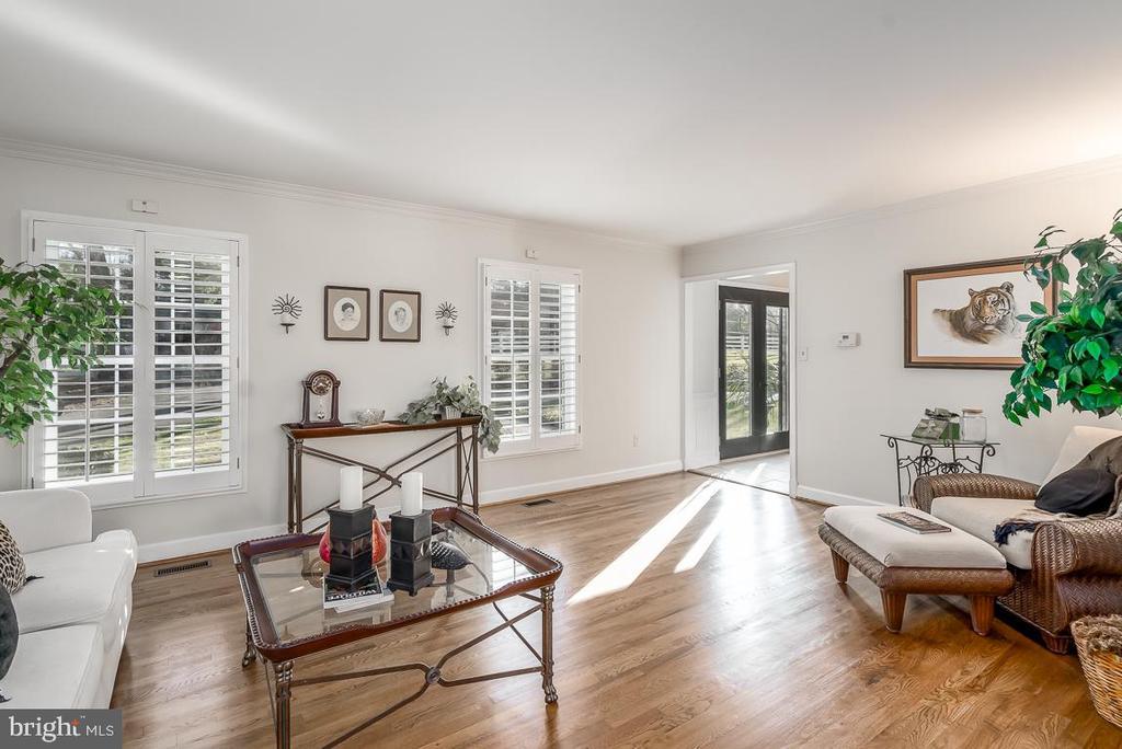 Living Room - 14621 SPRINGFIELD RD, DARNESTOWN