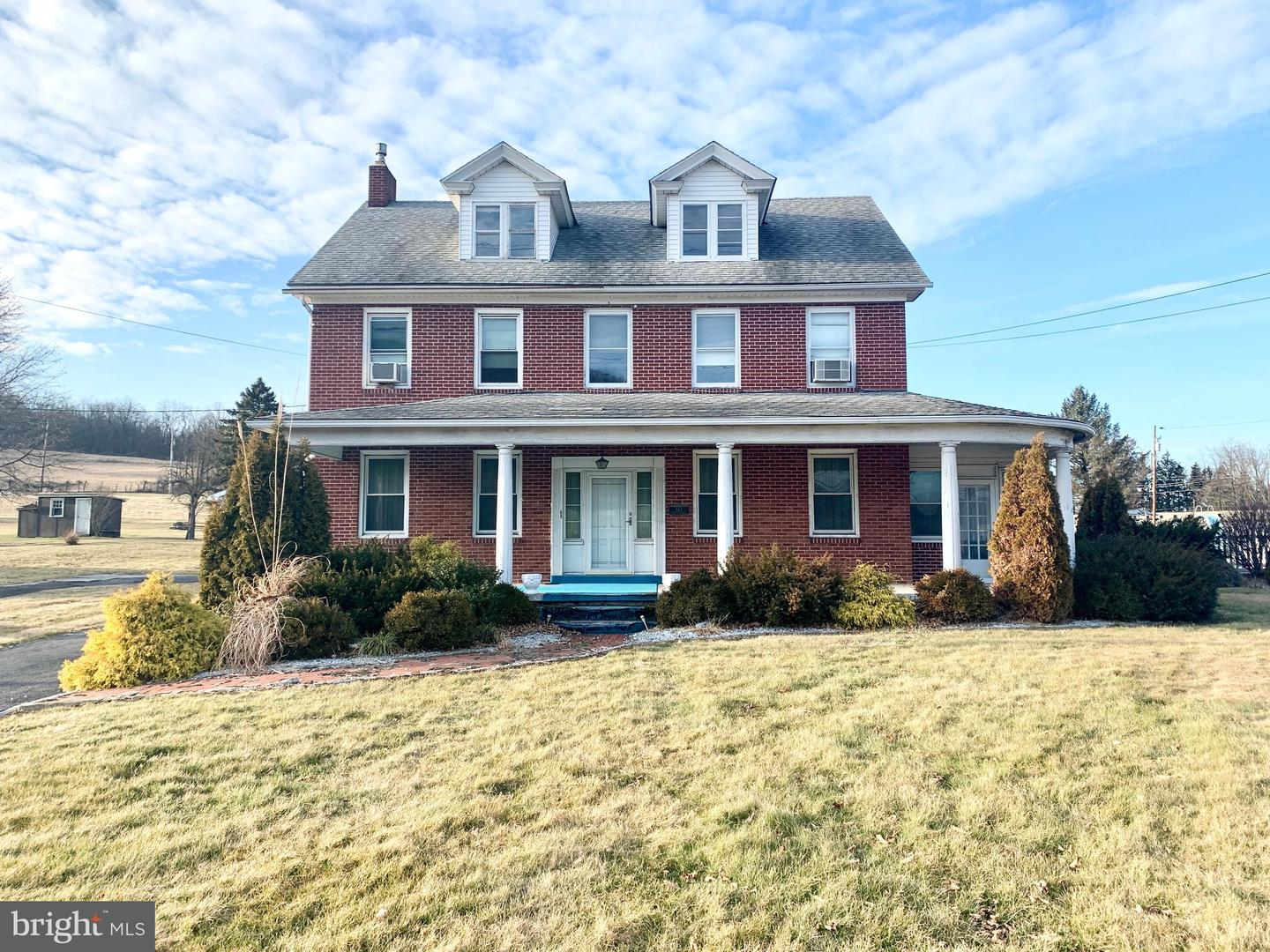 Single Family Homes por un Venta en Bedford, Pennsylvania 15522 Estados Unidos