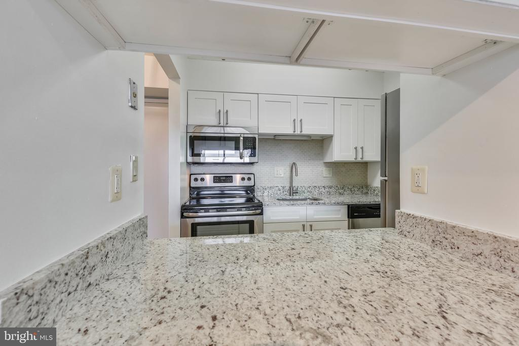 Well Appointed Kitchen - 1808 OLD MEADOW RD #1011, MCLEAN