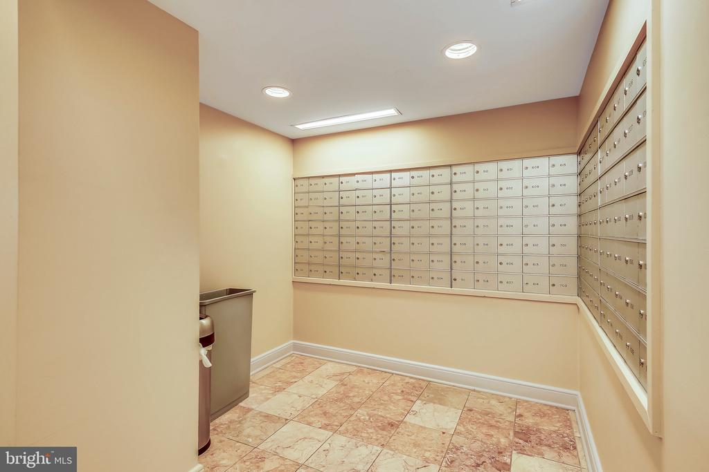 Mail Room - 1808 OLD MEADOW RD #1011, MCLEAN