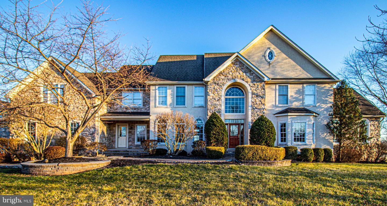 Single Family Homes per Vendita alle ore Ringoes, New Jersey 08551 Stati Uniti