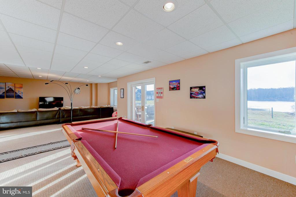 Pool Table - 7480 DON RD, MINERAL