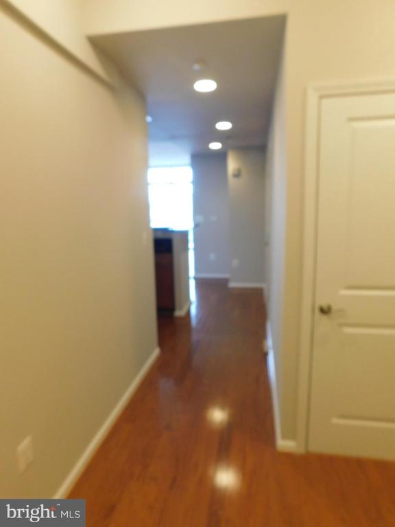Hallway - 11700 OLD GEORGETOWN RD #314, NORTH BETHESDA