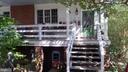 Side Porch - 110 LINDEN LN, FLINT HILL