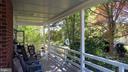 Porch - 110 LINDEN LN, FLINT HILL