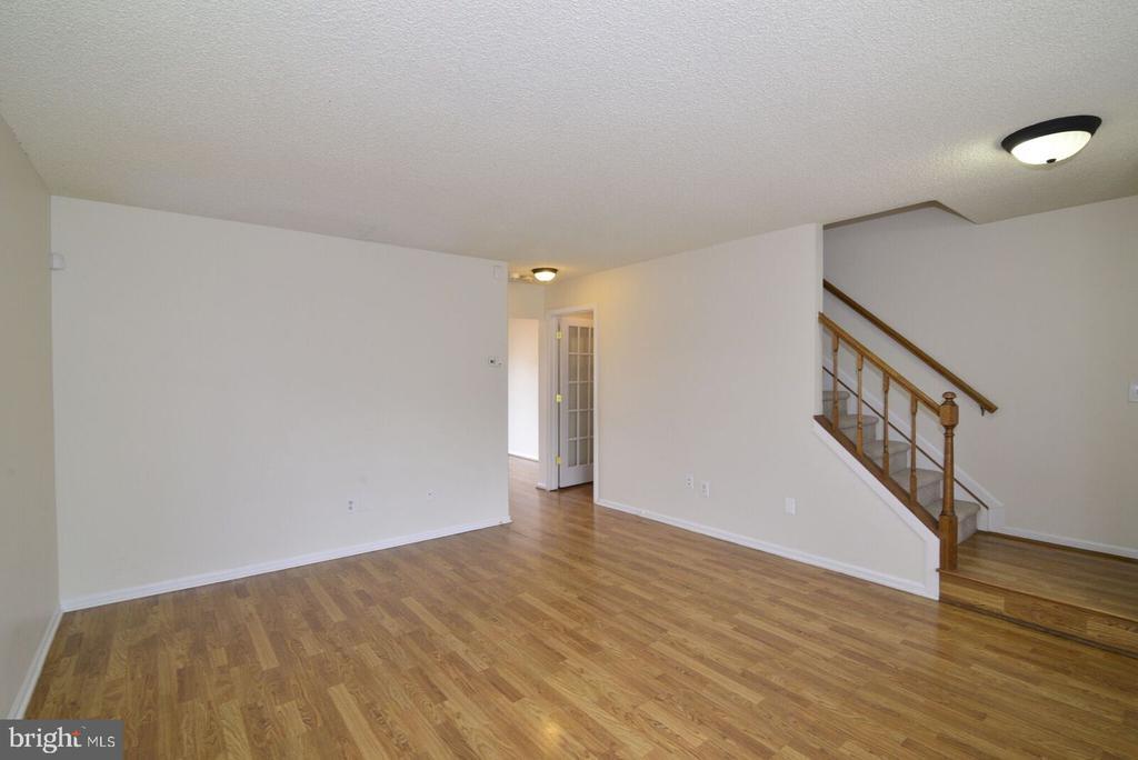 Lovely wood floors - 14776 BASINGSTOKE LOOP, CENTREVILLE