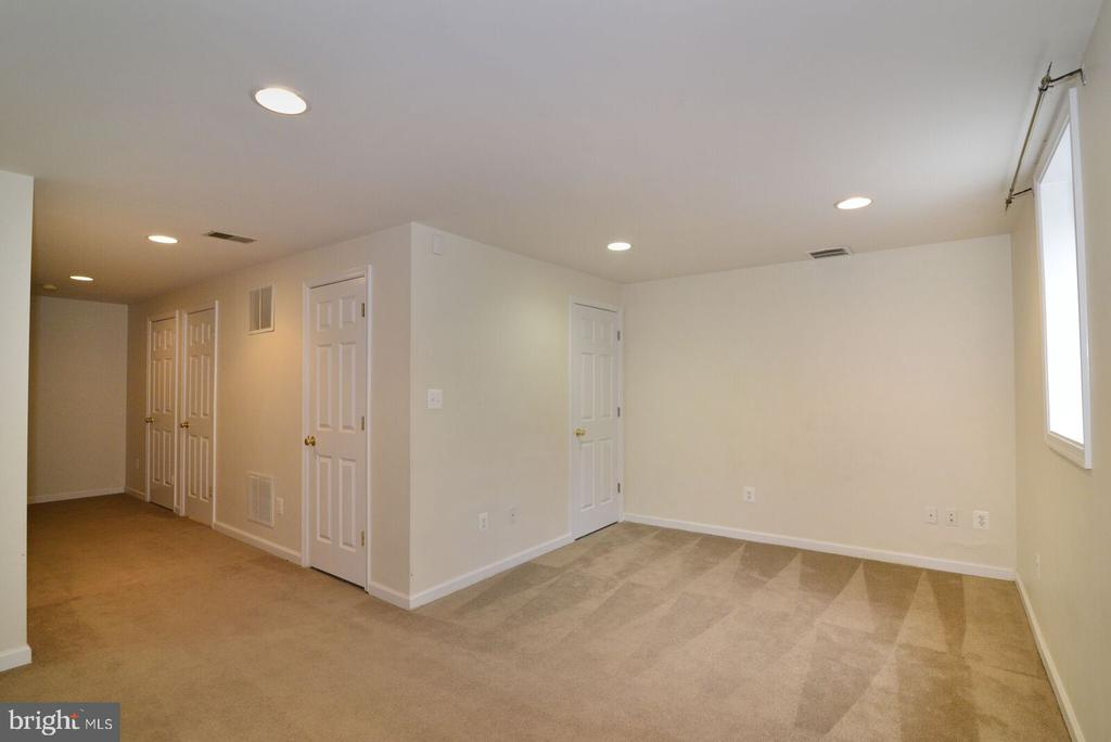 Finished Basement could be the forth Bedrom - 14776 BASINGSTOKE LOOP, CENTREVILLE