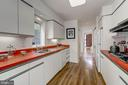 Light-Filled Kitchen - 4708 DORSET AVE, CHEVY CHASE