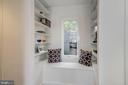 Charming Reading Alcove - 4708 DORSET AVE, CHEVY CHASE