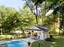 Pool House/Gazebo - 14621 SPRINGFIELD RD, DARNESTOWN