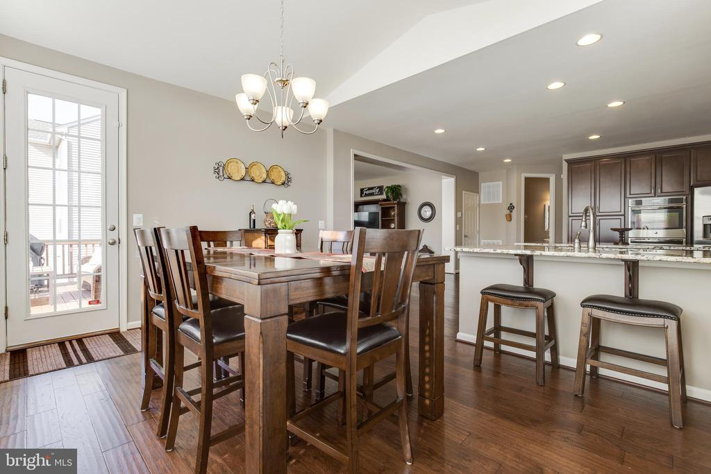 Breakfast Room - 18751 PIER TRAIL DR, TRIANGLE