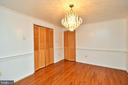 Formal Dining Room - 424 PEMBROKE WAY, CHARLES TOWN