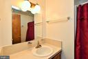 Master Bath with Oversized Shower - 424 PEMBROKE WAY, CHARLES TOWN