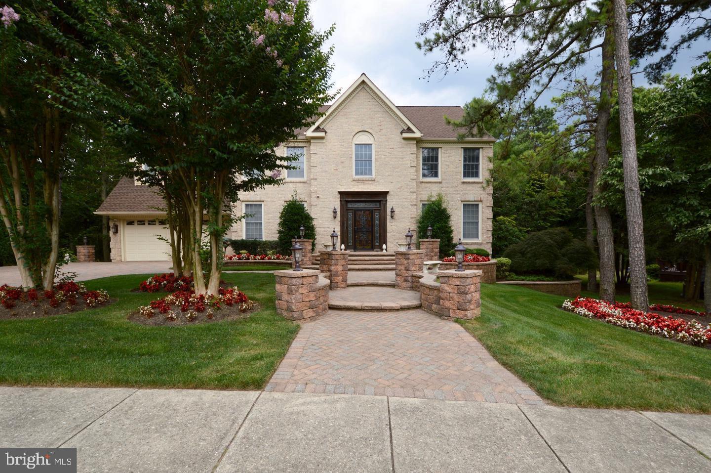 Single Family Homes por un Venta en Voorhees, Nueva Jersey 08043 Estados Unidos