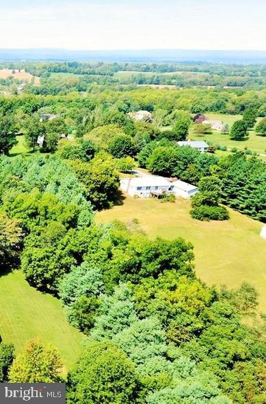 Aerial View of Back of Home - 424 PEMBROKE WAY, CHARLES TOWN