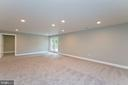 Basement Finish Option (Additional Cost) - 229 TAGGART DR, WINCHESTER
