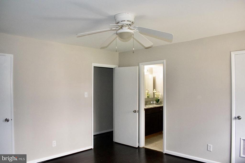 Main Bedroom - 11614 VANTAGE HILL RD #21C, RESTON