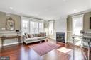 Living room - 5536 30TH PL NW, WASHINGTON