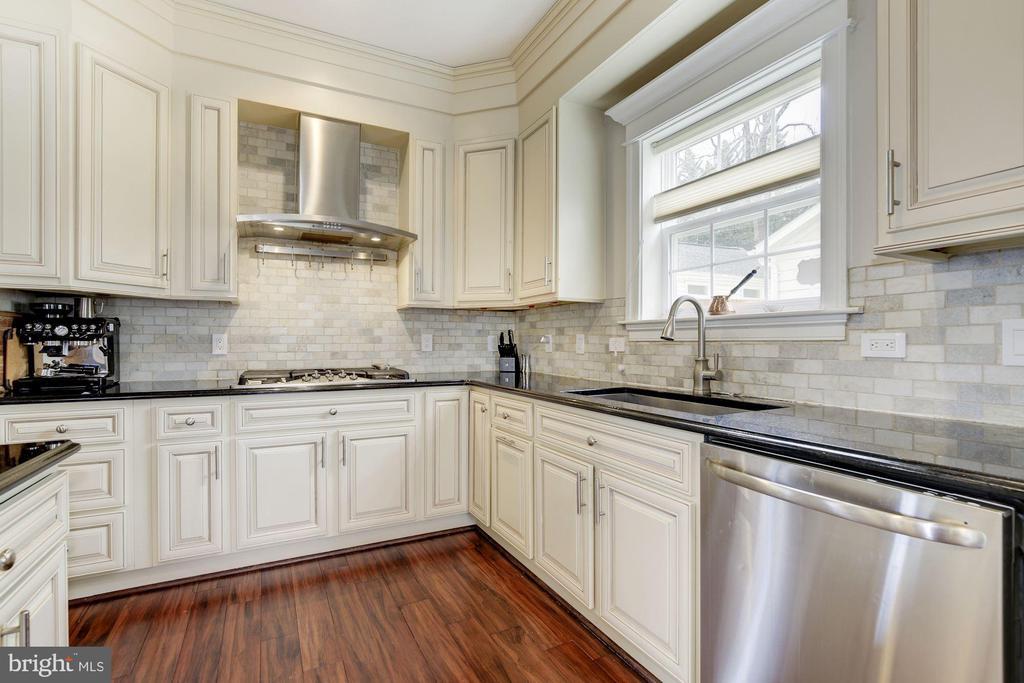 granite counters - 5536 30TH PL NW, WASHINGTON
