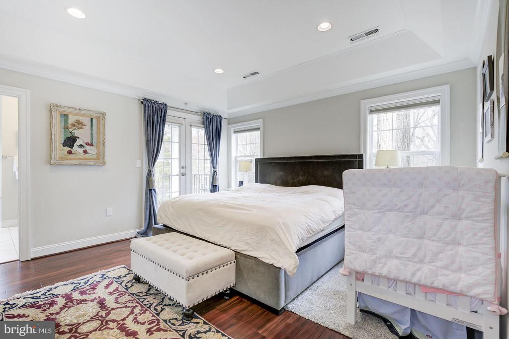 Owner's bedroom - 5536 30TH PL NW, WASHINGTON