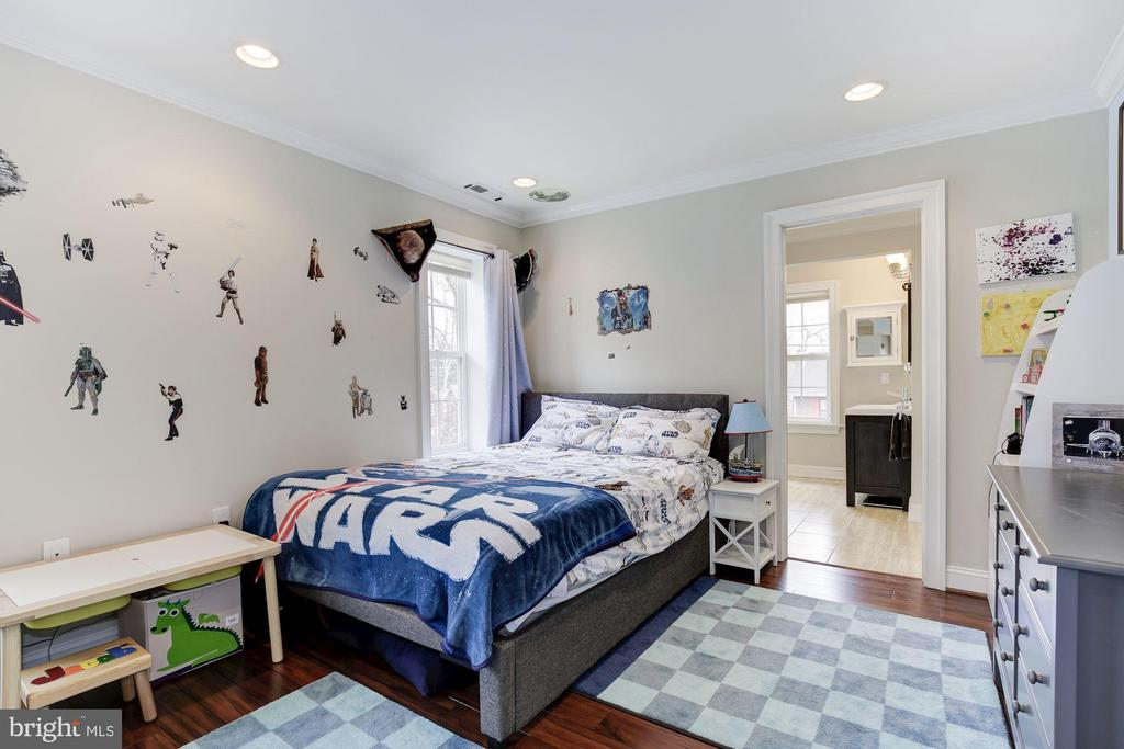 Third bedroom - 5536 30TH PL NW, WASHINGTON