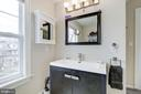 between the third and fourth bedrooms - 5536 30TH PL NW, WASHINGTON