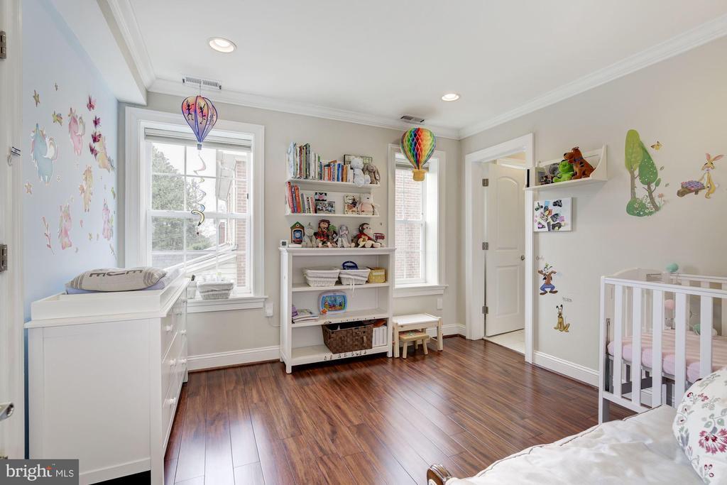 Second bedroom - 5536 30TH PL NW, WASHINGTON