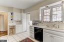 Kitchen - 103 SAINT DUNSTANS RD, BALTIMORE